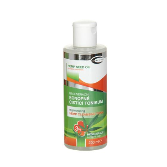 Zobrazit detail výrobku Topvet Regenerační konopné čistící tonikum 3% 200 ml
