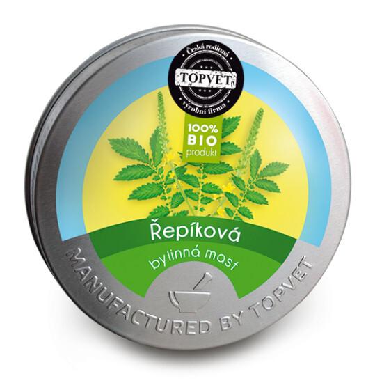 Zobrazit detail výrobku Topvet Řepíková mast 50 ml