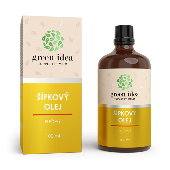 Zobrazit detail výrobku Topvet Šípkový olej 100 ml