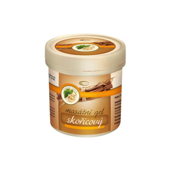 Zobrazit detail výrobku Topvet Skořicový masážní gel 250 ml