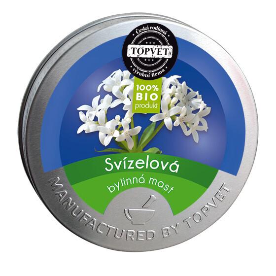 Zobrazit detail výrobku Topvet Svízelová mast 50 ml