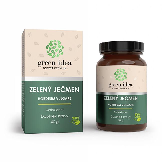 Zobrazit detail výrobku Topvet Zelený ječmen sypaný 40 g