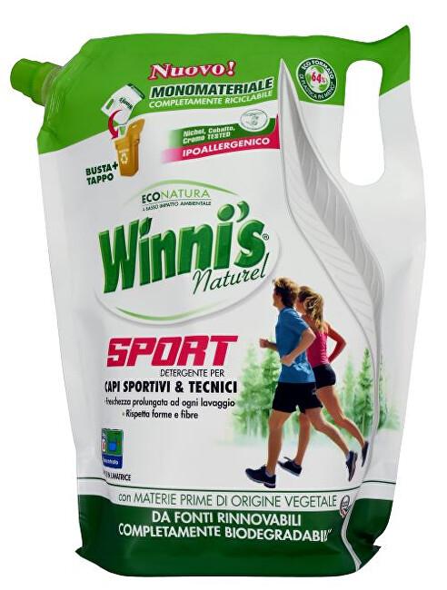 Zobrazit detail výrobku Winni´s Hypoalergenní prací gel na sportovní a funkční oblečení se svěží vůní 800 ml