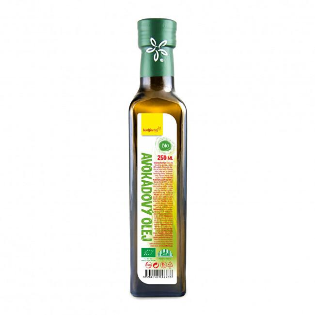 Zobrazit detail výrobku Wolfberry Avokádový olej BIO 250 ml Wolfberry