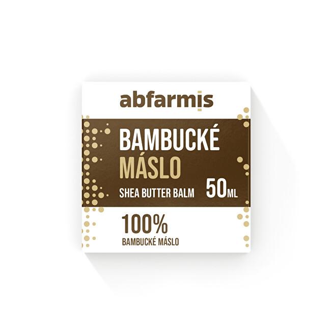 Zobrazit detail výrobku Abfarmis Abfarmis Bambucké máslo 100% 50 ml