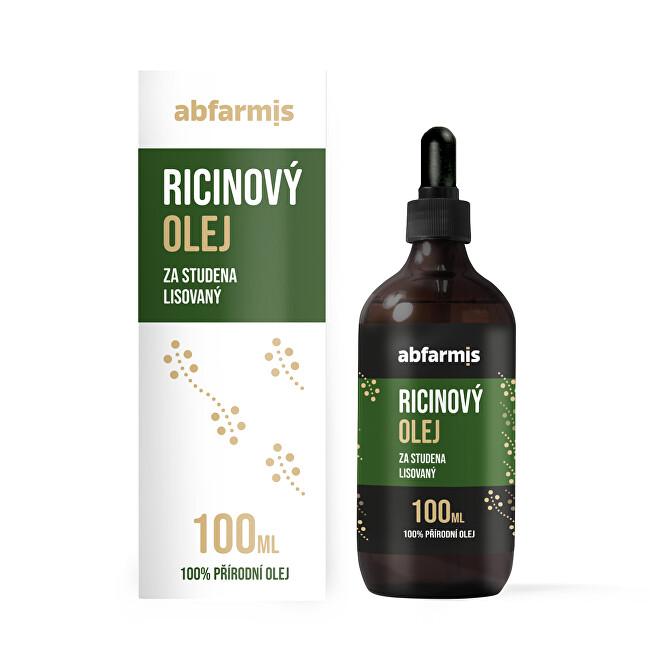 Zobrazit detail výrobku Abfarmis Abfarmis Ricinový olej 100 ml