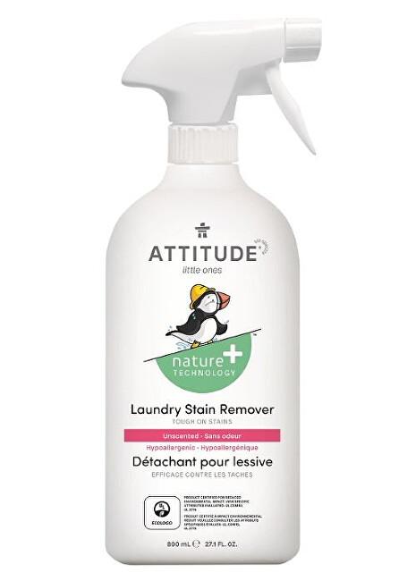Zobrazit detail výrobku Attitude Odstraňovač skvrn Nature+ s vůní citronové kůry s rozprašovačem 800  ml