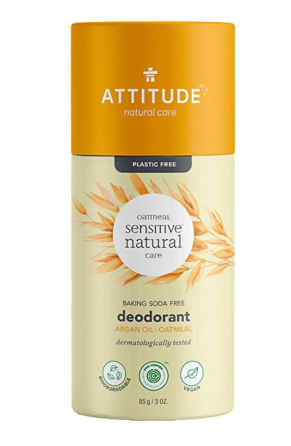 Zobrazit detail výrobku ATTITUDE Přírodní tuhý deodorant - pro citlivou a atopickou pokožku - s arganovým olejem 85 g