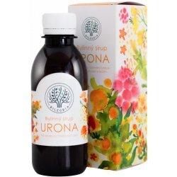 Zobrazit detail výrobku Bilegria URONA bylinný sirup na močové cesty s bursinkami 200 ml