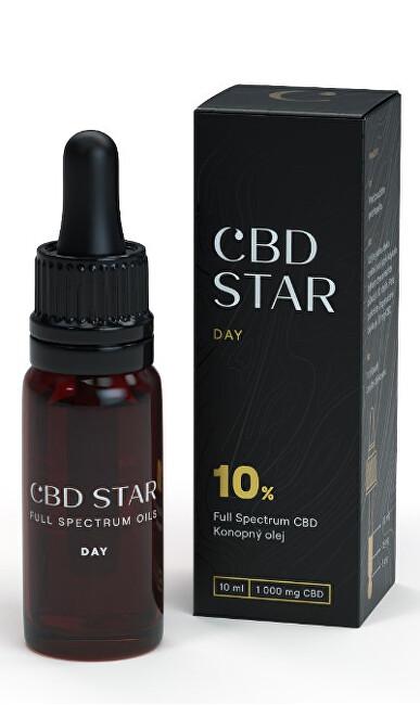 "Zobrazit detail výrobku CBD STAR CBD ""DAY"" OLEJ – 10% CBD 10 ml"