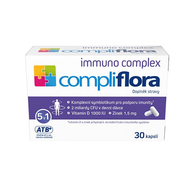 Zobrazit detail výrobku Compliflora Compliflora Immuno complex 30 kapslí