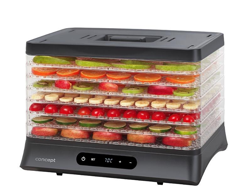 Zobrazit detail výrobku Concept SO2041 Sušička ovoce digitální 500 W