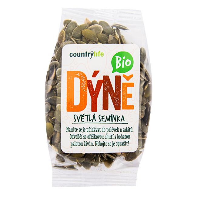 Zobrazit detail výrobku Country Life Dýňová semínka světlá 100g BIO  COUNTRYLIFE