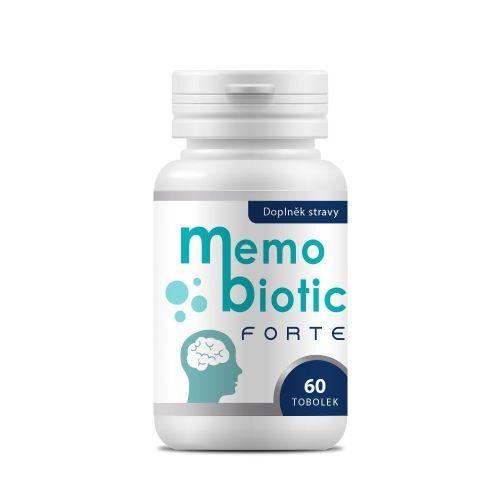 Zobrazit detail výrobku Elanatura Memobiotic forte 60 tobolek - na paměť s vinnou révou a bacopou
