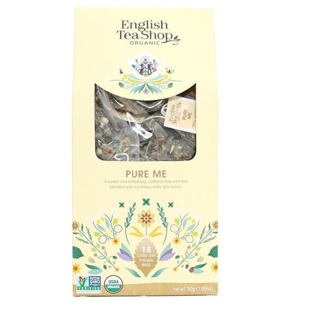Zobrazit detail výrobku English Tea Shop Očisti mě 15 pyramidek sypaného čaje