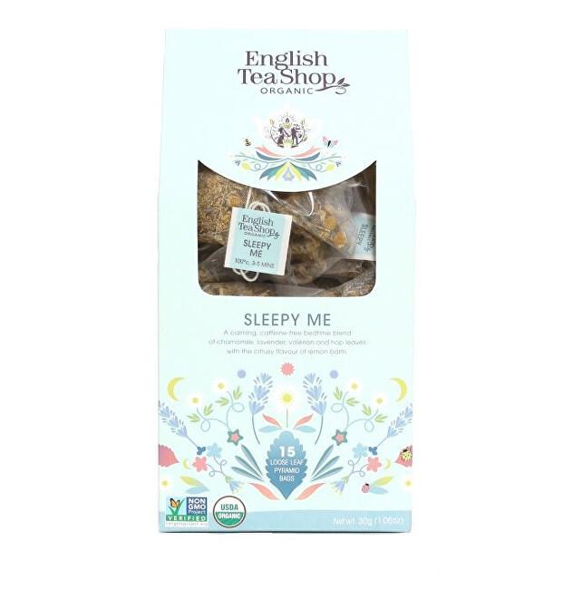 Zobrazit detail výrobku English Tea Shop Pro spánek 15 pyramidek sypaného čaje