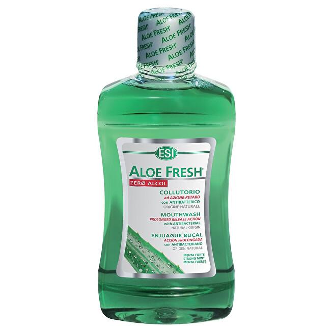 ESI AloeFresh ústní voda bez alkoholu 500 ml