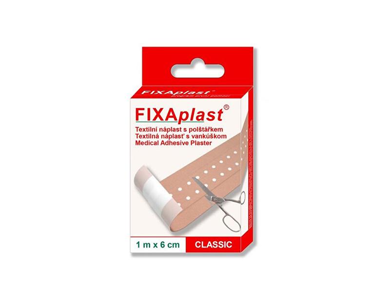Zobrazit detail výrobku FIXAplast Náplast FIXAPLAST CLASSIC 1 m x 6 cm