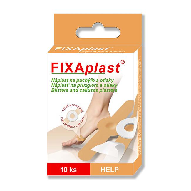 Zobrazit detail výrobku FIXAplast Náplast FIXAPLAST HELP (na puchýře) 10 ks