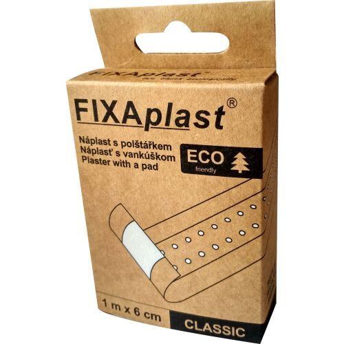 Zobrazit detail výrobku FIXAplast Textilní náplast s poštářkem 1 m x 6 cm