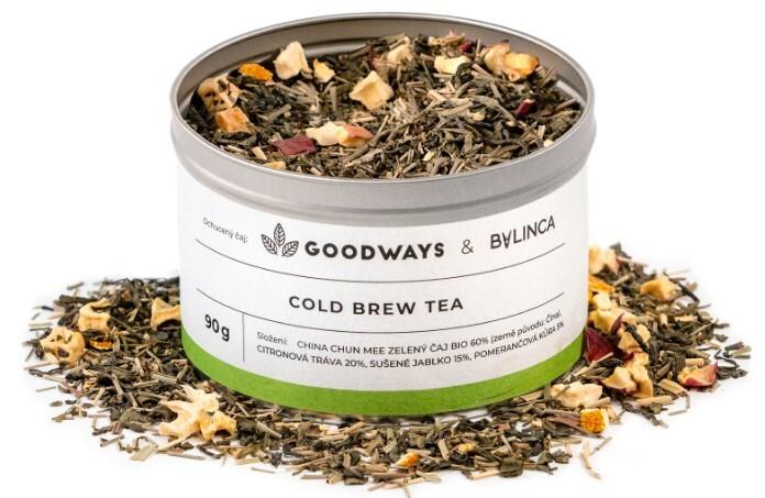 Zobrazit detail výrobku GoodWays Cold Brew ledový čaj 60 g