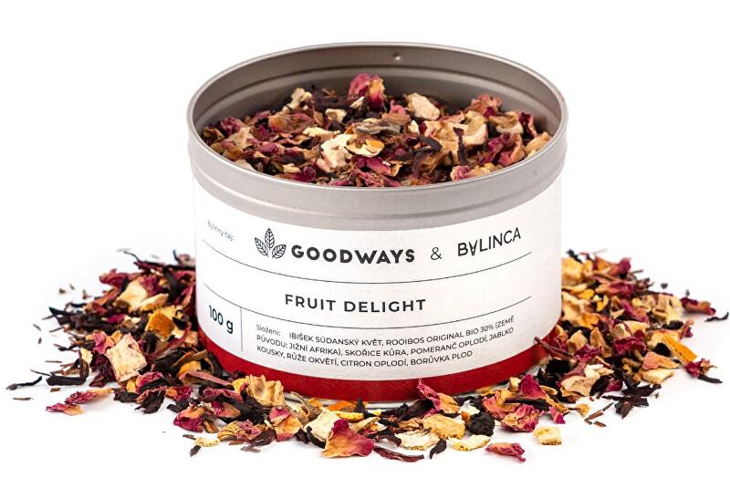 Zobrazit detail výrobku GoodWays Fruit Delight ovocný čaj 100 g