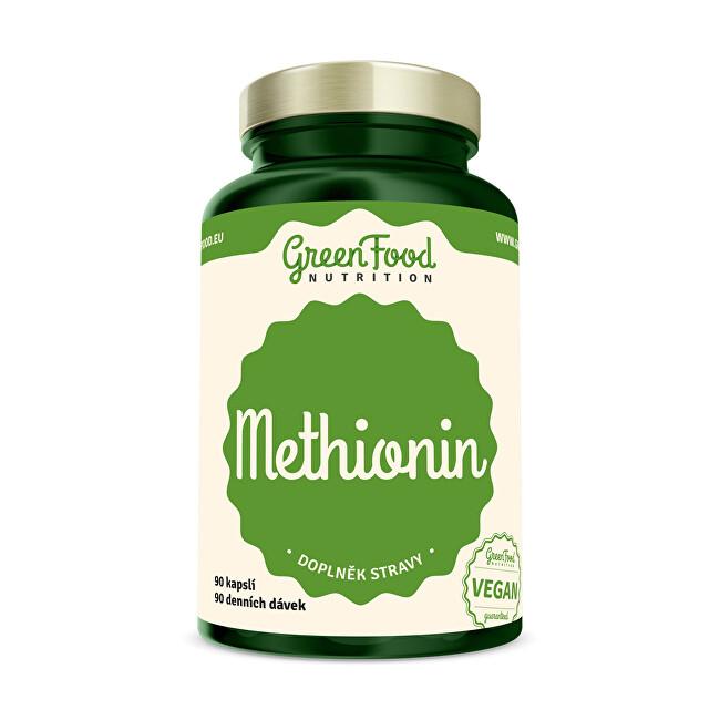 Zobrazit detail výrobku GreenFood Nutrition Methionin 90 kapslí