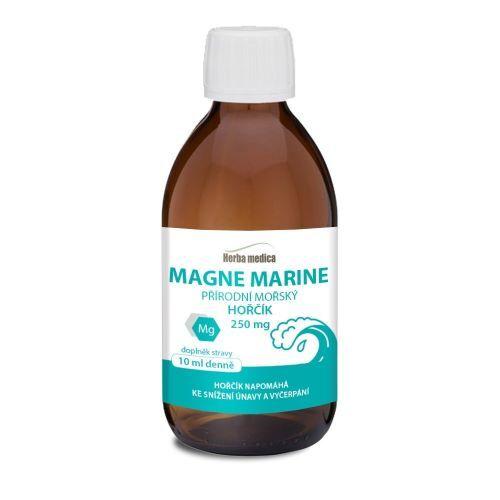Zobrazit detail výrobku HerbaMedica Magne Marine - Tekutý hořčík 250 ml