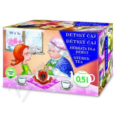 Zobrazit detail výrobku HERBEX Dětský čaj - pohádkový 20 x 3 g