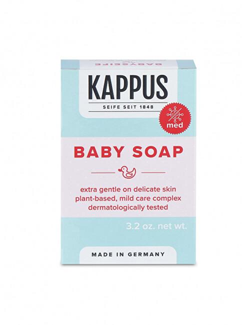 Zobrazit detail výrobku Kappus Lékařské mýdlo BABY 100 g 3-0529