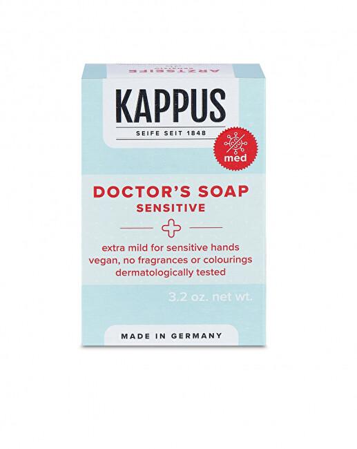 Zobrazit detail výrobku Kappus Lékařské mýdlo SENSITIVE 100 g 3-0526