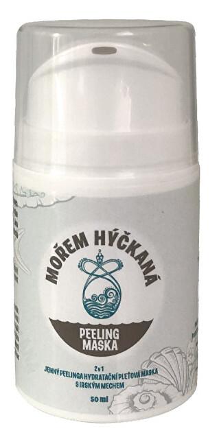 Zobrazit detail výrobku Lahodnosti Mořem hýčkáná - 2 v 1 Jemný peeling a hydratační pletová maska s Irským mechem 50 ml