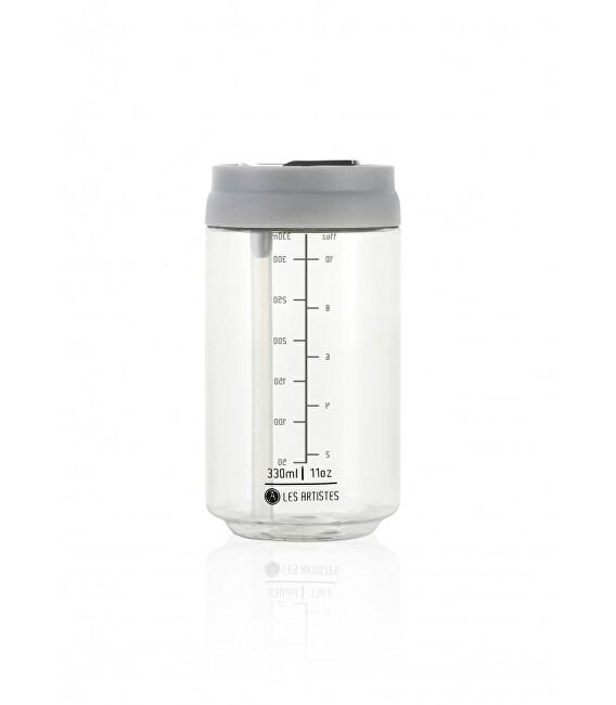 Zobrazit detail výrobku LES ARTISTES Cestovní láhev 330 ml Transparent