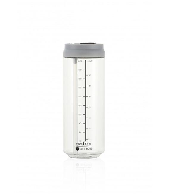 Zobrazit detail výrobku LES ARTISTES Cestovní láhev 500 ml Transparent