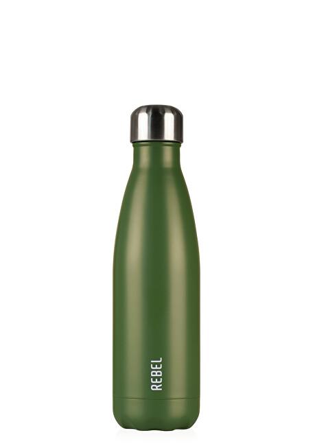 Zobrazit detail výrobku LES ARTISTES Termoláhev 500 ml Rebel Green Mat