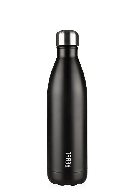 Zobrazit detail výrobku LES ARTISTES Termoláhev 800 ml Rebel Black Mat