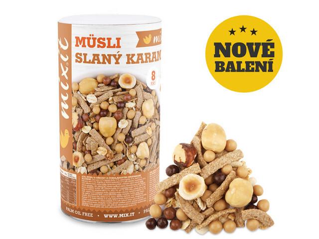 Zobrazit detail výrobku Mixit Pečený Mixit - Slaný karamel 490 g
