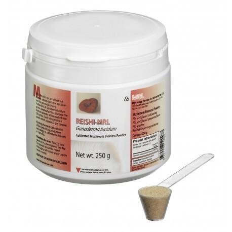 Zobrazit detail výrobku MRL MRL, Reishi (Ganoderma Lucidum), biomasa 250 g