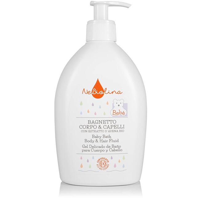 Zobrazit detail výrobku NeBiolina Dětská koupel na tělo i vlasy 500 ml