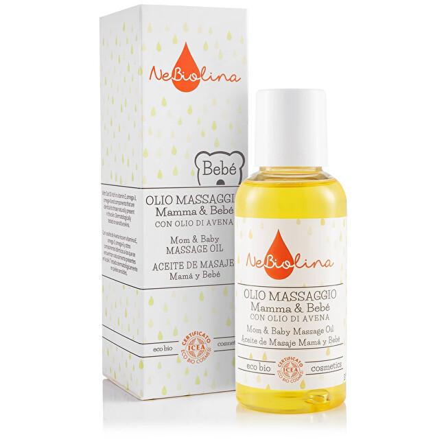 Zobrazit detail výrobku NeBiolina Masážní olej pro miminka i maminky 100 ml