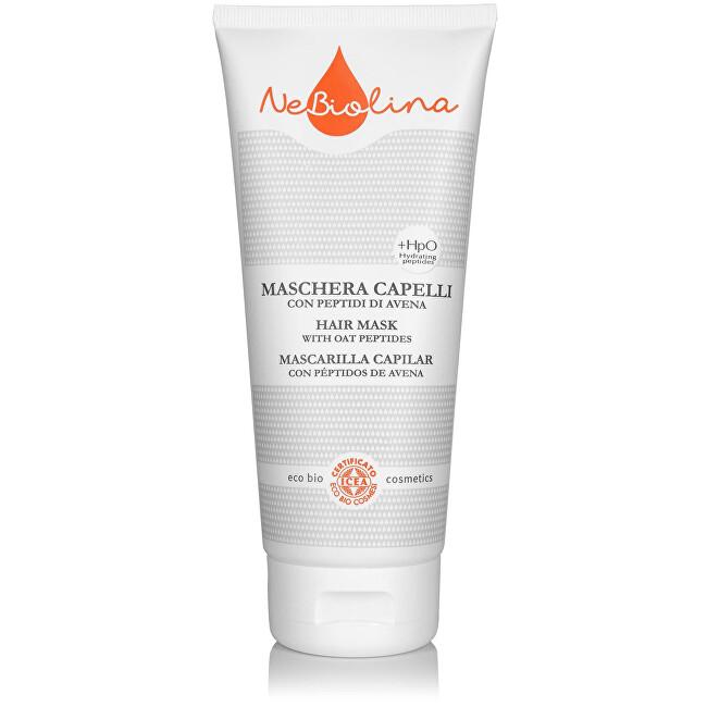 Zobrazit detail výrobku NeBiolina Vlasová maska s ovesnými peptidy 200 ml