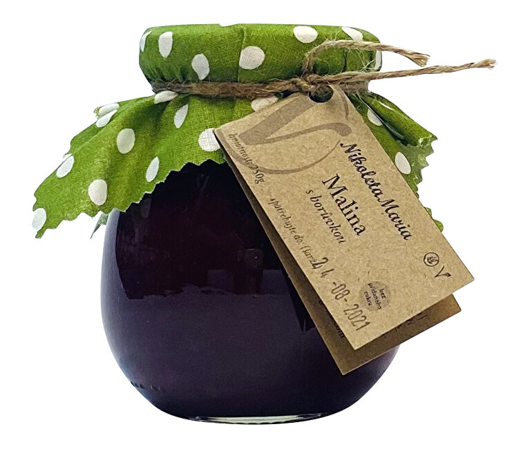 Zobrazit detail výrobku Nikoleta-Maria Malina s borůvkou 250 g
