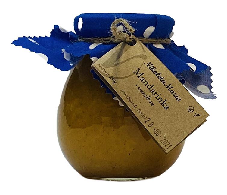 Zobrazit detail výrobku Nikoleta-Maria Mandarinka s vanilkou 250 g