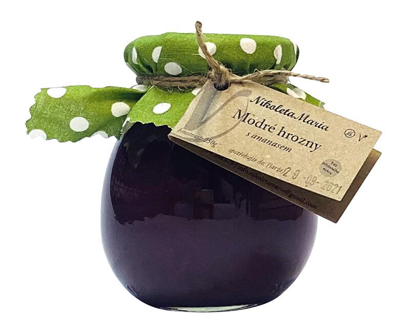 Zobrazit detail výrobku Nikoleta-Maria Modrý hrozen s ananasem 250 g