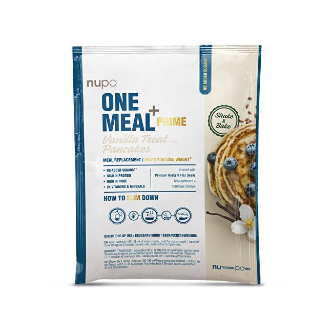 Zobrazit detail výrobku NUPO One Meal +Prime - Směs na lívance 60 g