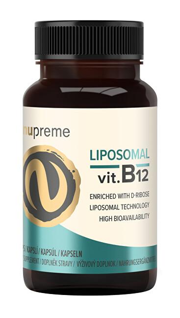 Zobrazit detail výrobku Nupreme Liposomal Vit. B12 30 kapslí
