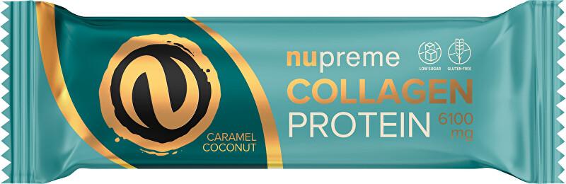 Zobrazit detail výrobku Nupreme Proteinová tyčinka s kolagenem 50 g