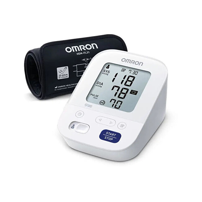 Zobrazit detail výrobku Omron Tonometr OMRON M3 Comfort (2020)