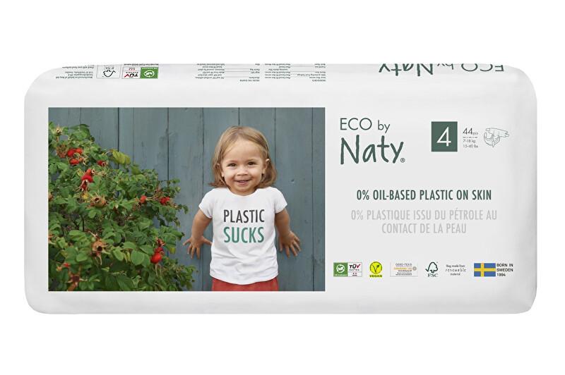 Zobrazit detail výrobku Eco by Naty Plenky Naty Maxi 7 - 18 kg  - ECONOMY PACK 44 ks