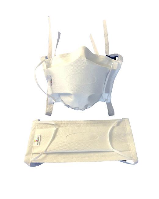 Zobrazit detail výrobku Pronelatex Respirační maska NTF s filtrem FFP3 vel. M 1 ks